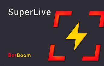 Логотип «Суперлайв»