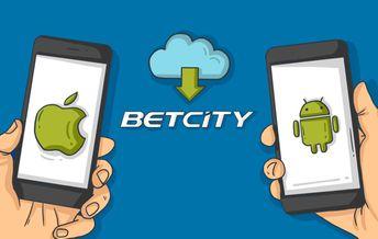 Как скачать мобильное приложение Бетсити на Андроид или iOS