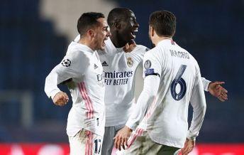 Матч Аталанта - Реал Мадрид