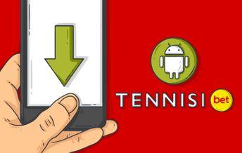 Как скачать мобильное приложение БК Тенниси на Андроид
