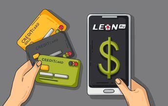 Как пополнить счет в бк Леон