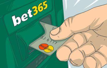 Пополнить счет в Bet365
