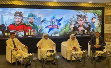 Организаторы Dubai Ice Show