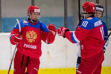 Сборная России U18