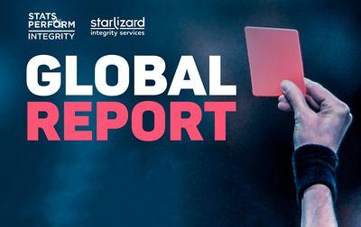 Договорные матчи в ставках на спорт – отчет Starlizard и Stats Perform