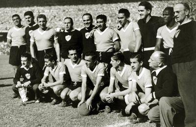 Сборная Уругвая Чемпион мира по футболу 1950