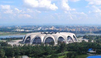 Фото «Стадиона Первого мая»