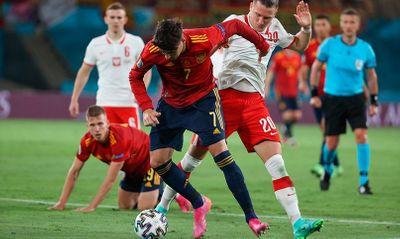 Испания - Польша Евро 2020