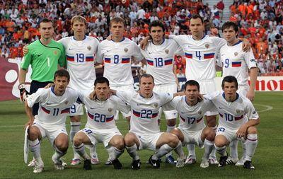Сборная России Евро-2008
