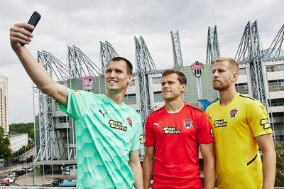 Форма Химок на сезон 2021/2022