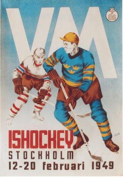 Чемпионат мира по хоккею 1949 года