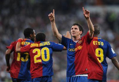 Реал – Барселона, 2:6