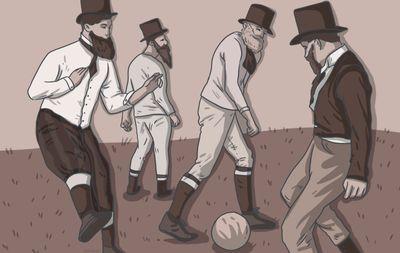 История футбола кратко