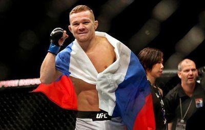 Чемпион UFC в легчайшем весе Пётр Ян