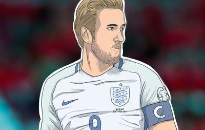 Харри Кейн лидер сборной Англии на Евро 2020