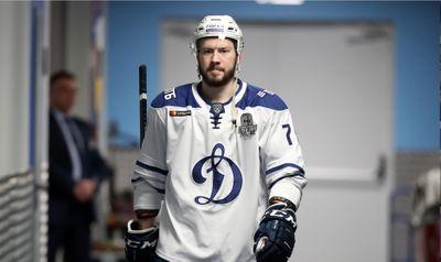 Даниил Тарасов, нападающий московского Динамо