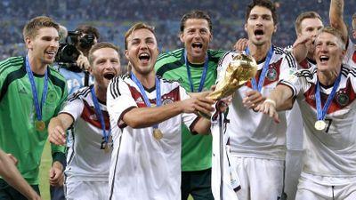 Сборная Германии Чемпион мира по футболу 2014