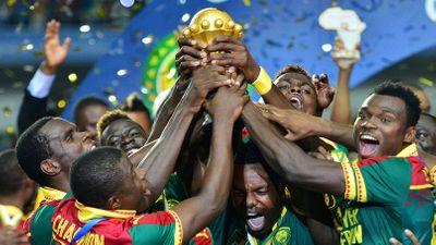 Камерун Победа на Кубке африканских наций 2002