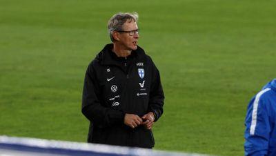 Маркку Канерва тренер сборной Финляндии на Евро 2020