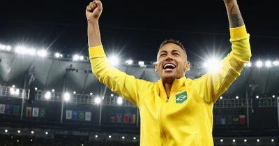 Неймар Олимпийские игры 2016 сборная Бразилии