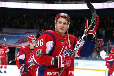 Егор Коршков, нападающий Локомотива