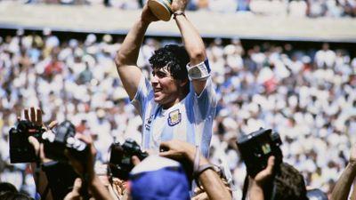 Сборная Аргентины Чемпион мира по футболу 1986