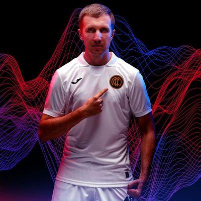 Гостевая форма ЦСКА на сезон-2021/22