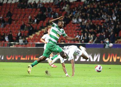 «Ахмат» забил 1,2 гола в 5 последних матчах