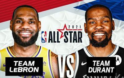 Матч всех звезд НБА-2021