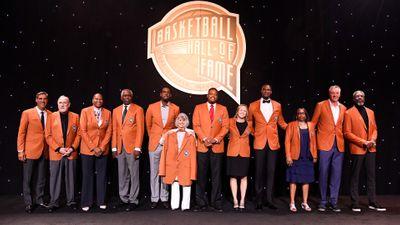 Класс-2021 в Зале Славы баскетбола