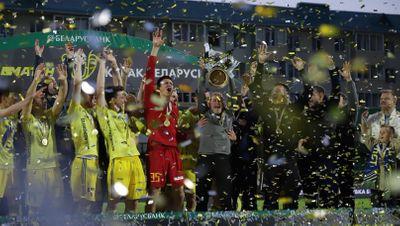 БАТЭ выиграл Кубок Беларуси