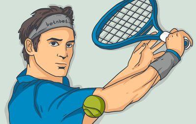 Ставки на Теннис в букмекерских конторах