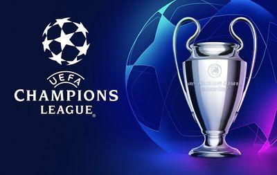 Эмблема и кубок Лиги чемпионов
