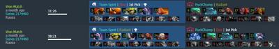 Spirit обыграли PC в последнем матче
