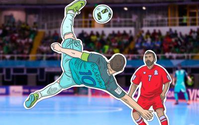 Краткие правила мини-футбола