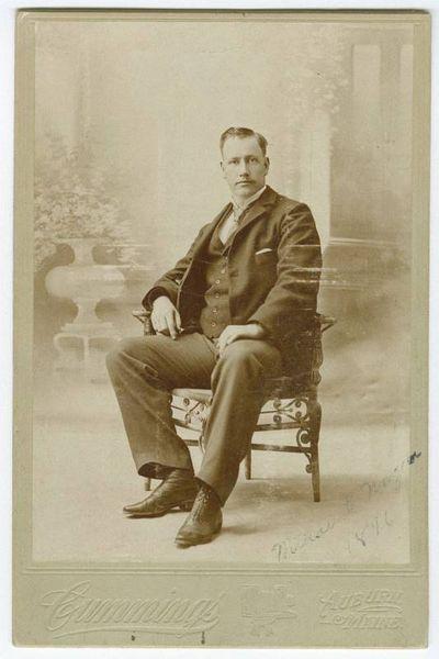 Уильям Дж. Морган