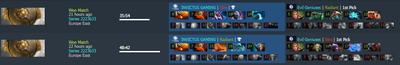 EG проиграли IG 0:2