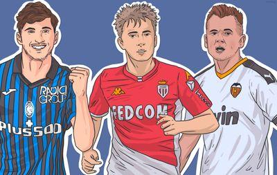 Топ-10 русских футболистов в Европе