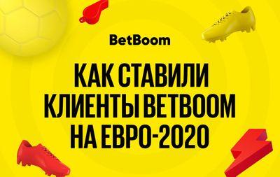 Логотип Бет Бум