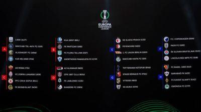 Участники Лиги конференций-2021/22