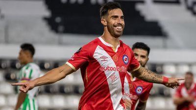Габриэль Авалос в Кубке Либертадорес 2021