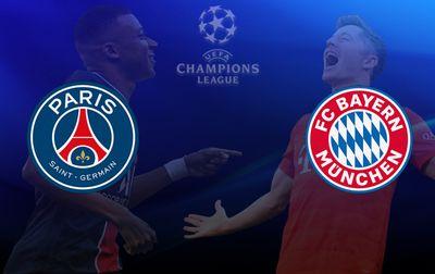 Финал Лиги чемпионов между Баварией и ПСЖ