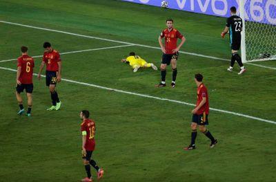 Сборная Испании рекорд по владению мячом Евро 2020