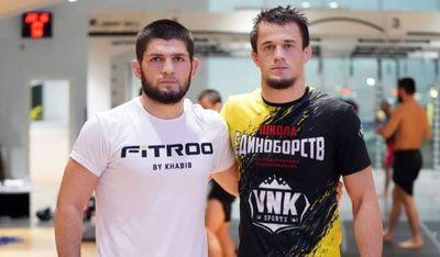 Хабиб Нурмагомедов и Усман Нурмагомедов