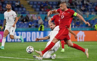 Турция Италия Евро 2020 Бурак Йылмаз