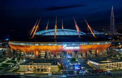 Газпром Арена Санкт-Петербург