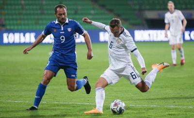 Молдавия - Россия товарищеский матч