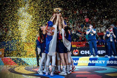 Женская сборная Сербии по баскетболу