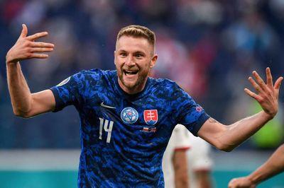 Шкриньяр – лидер сборной Словакии