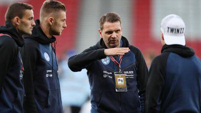Тренер Словакии Штефан Таркович